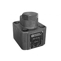 VR*-P - Check valves, subplate mounting