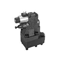 RQ*M*-P - Unloading valve with automated or solenoid operated venting