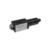 MSD - Direct operated sequence valve ISO 4401-03 (CETOP 03)
