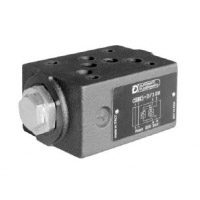CHM5 - Pilot operated check valve ISO 4401-05 (CETOP 05)