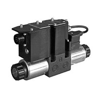 ZDE3G - Pressure reducing proportional valve - OBE