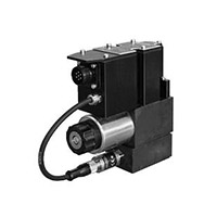 PRED3J - Pressure control proportional valve for closed loop - OBE