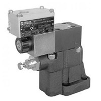 PRE(D)*K - Explosion-proof pressure relief proportional valves ATEX, IECEx and INMETRO