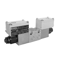 ZDE3K - Ex-proof pressure reducing proportional valves ATEX, IECEx and INMETRO