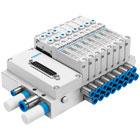 Universe based valve terminals
