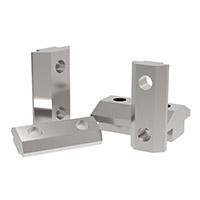 T-slot nut kit for mounting bracket