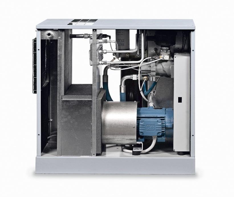 Rotary Screw Compressor MSA